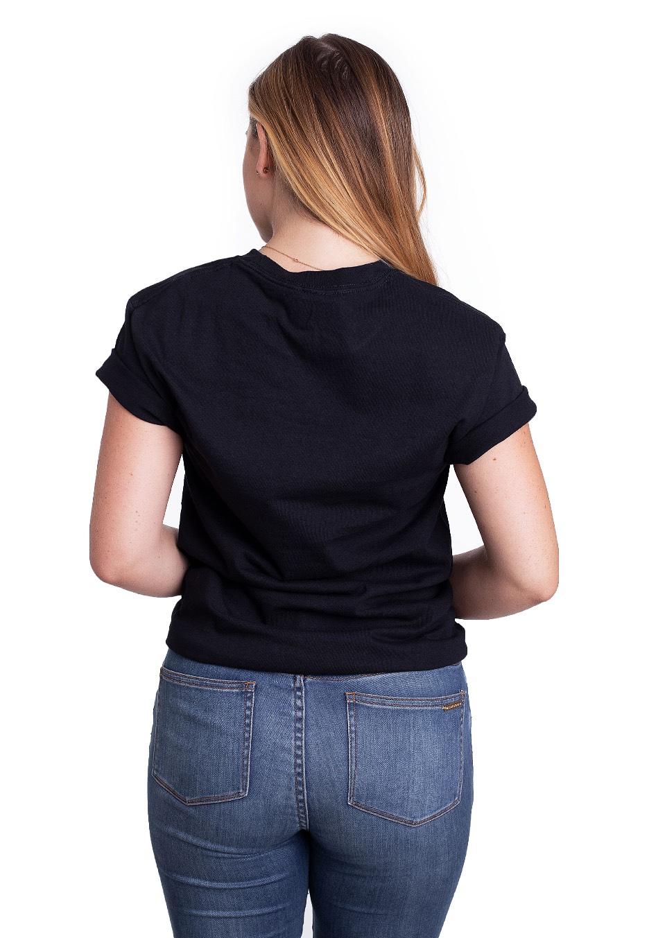 55042dd42f1b Thrasher - Flame Halftone Black - T-Shirt - Loja de streetwear ...