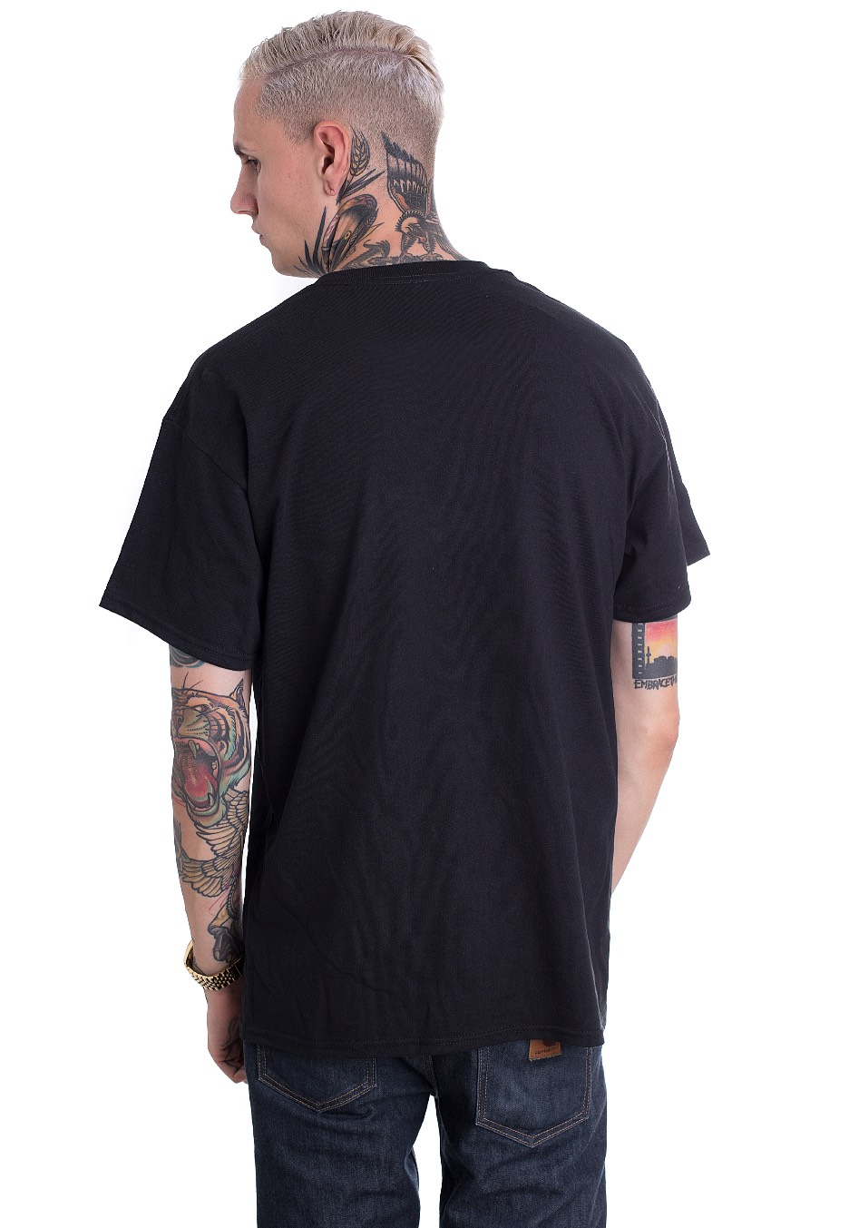 6ca84881c0ac Thrasher - Roses - T-Shirt - Streetwear Shop - Impericon.com AU
