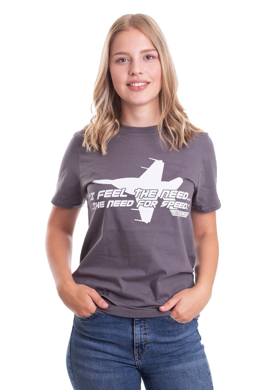 Top Gun I Feel The Need The Need For Speed T-Shirt