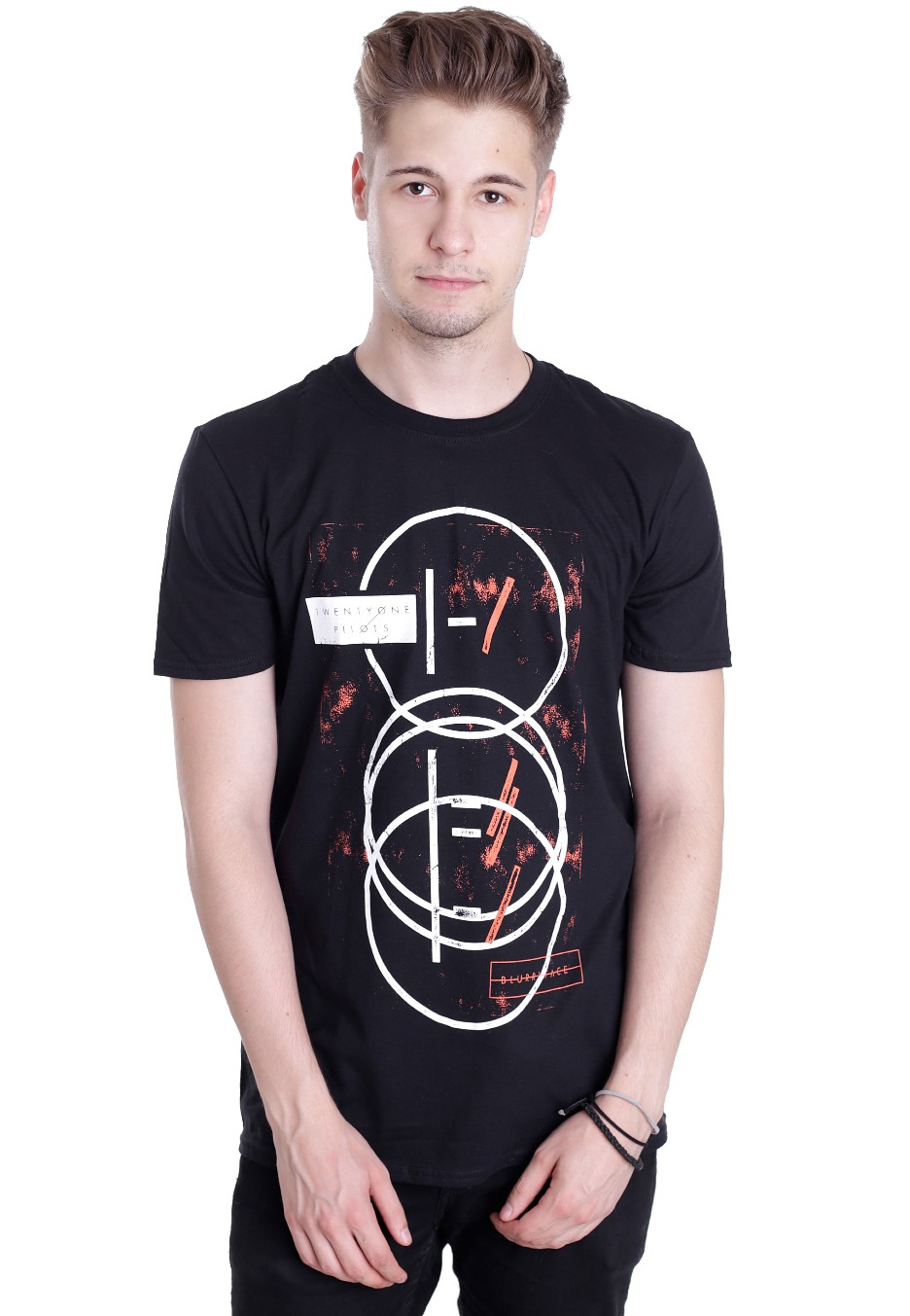 Twenty one pilots overstamp t shirt official for Twenty one pilots