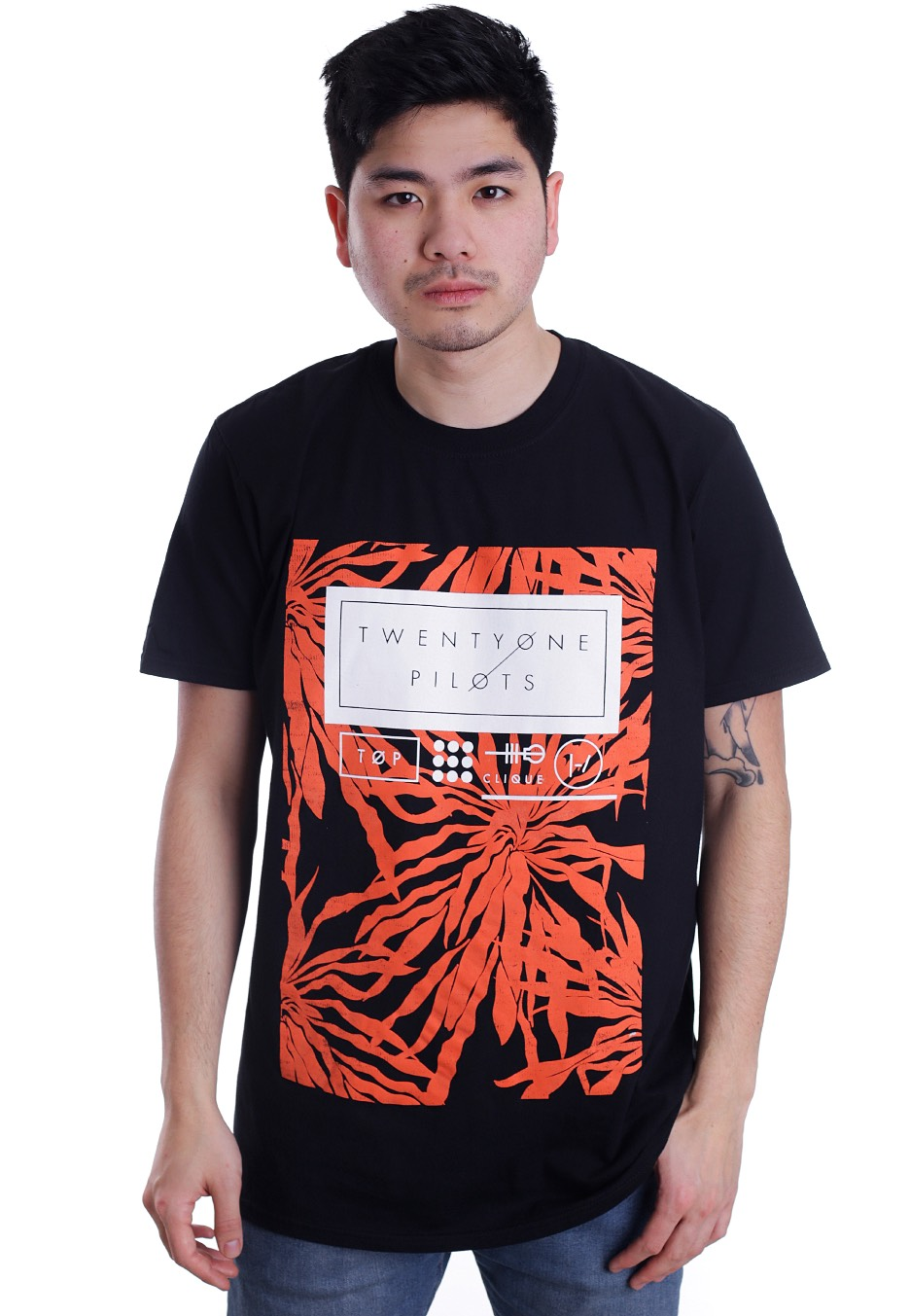 Twenty one pilots ride board t shirt official for Twenty one pilots