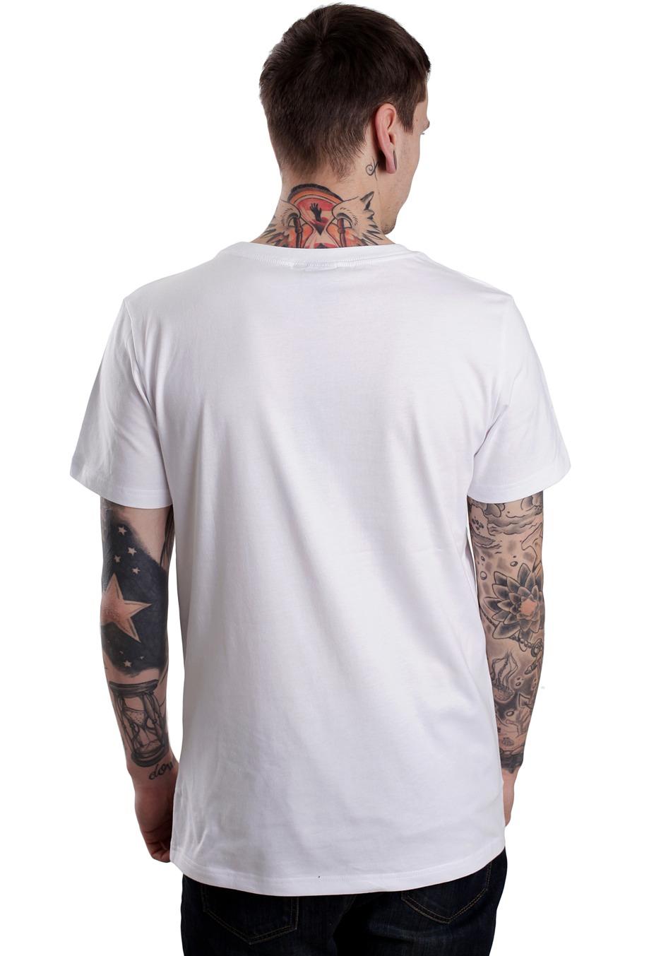 Unite Clothing Stick Tight White T Shirt Streetwear Shop