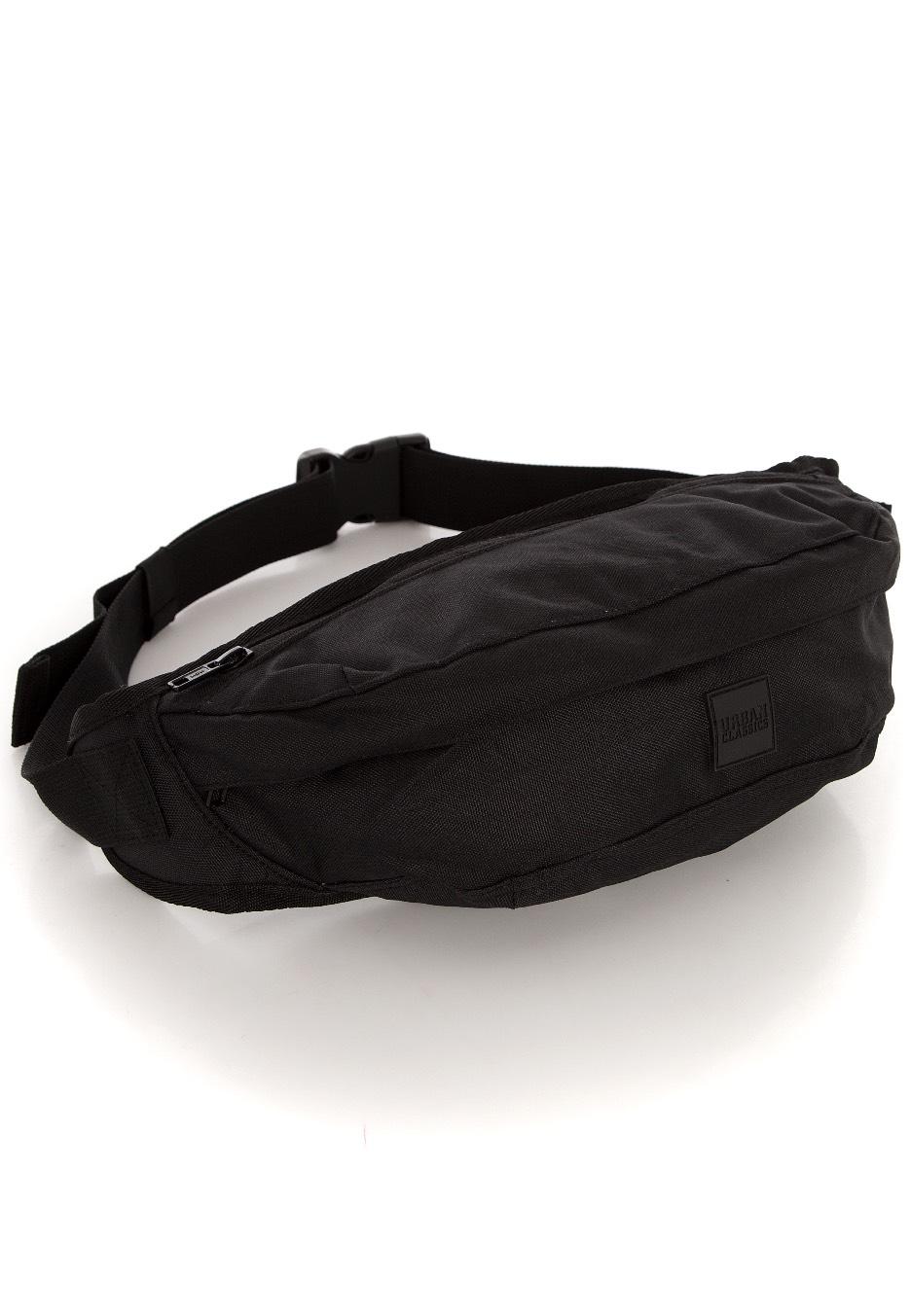 Urban Classics - Shoulder Black - Taschen