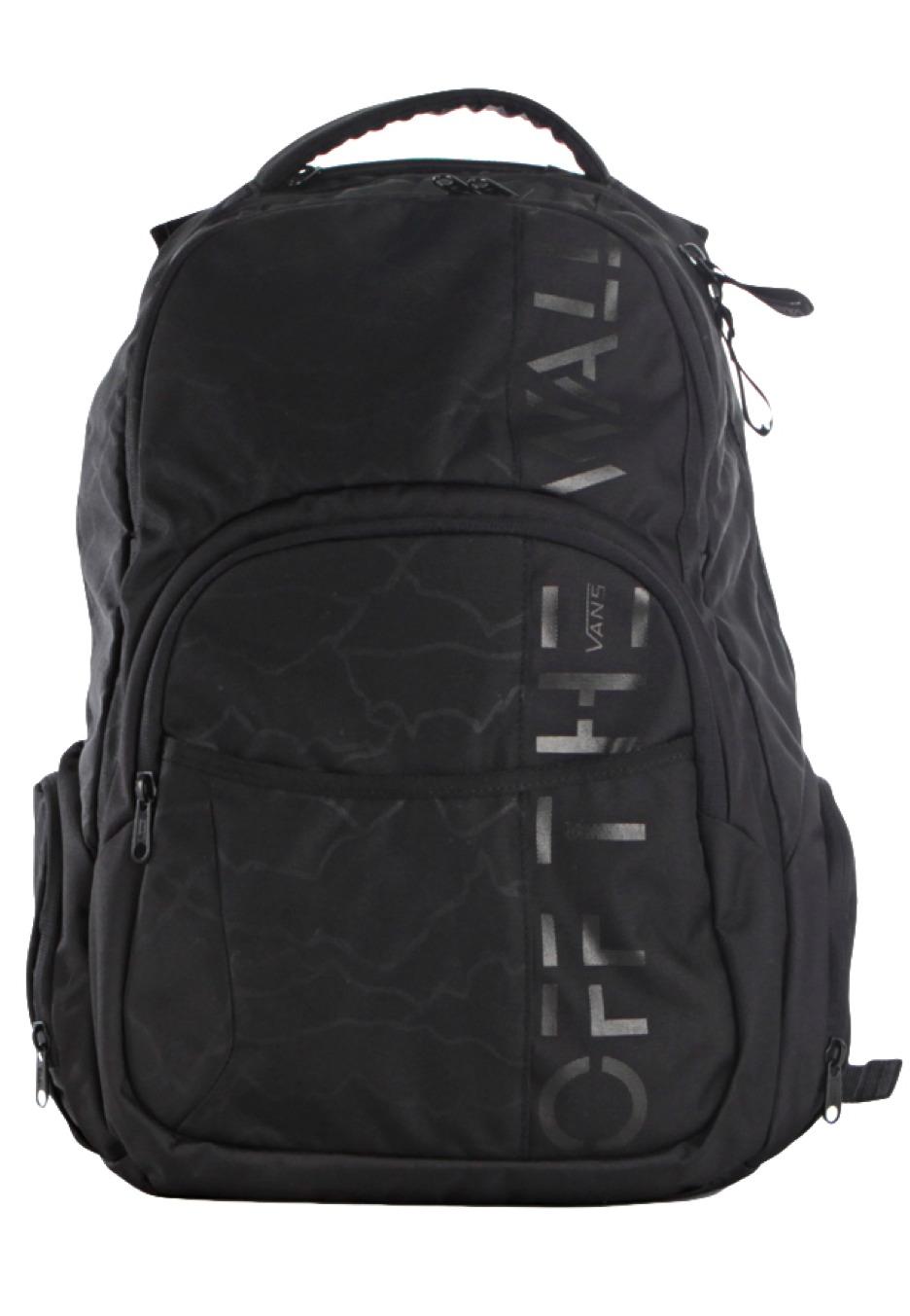 8bd1af6375c8 Clear Black Backpack- Fenix Toulouse Handball