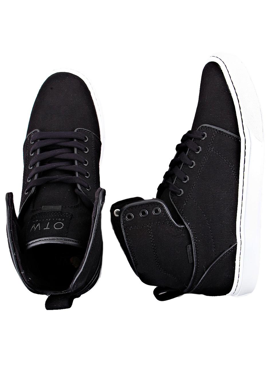 3b6d5b48e5 Vans - Alomar Black Canvas - Shoes - Impericon.com Worldwide