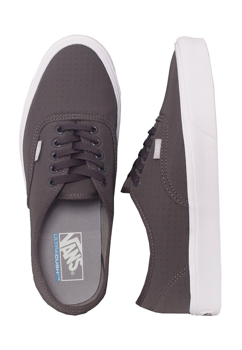1a06c282432fc5 Vans - Authentic Lite Neo-Perf Asphalt True White - Shoes - Impericon.com UK