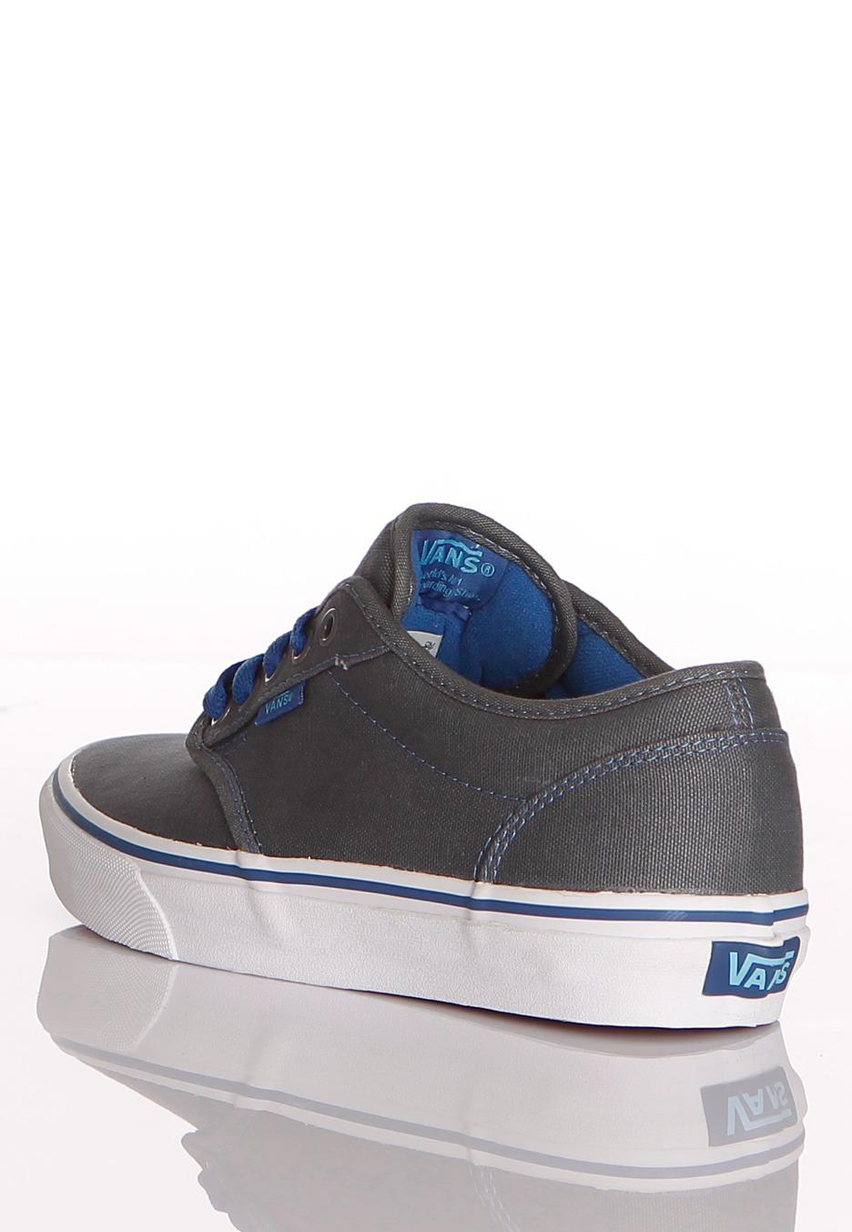 b216807b9f3489 Vans - Atwood Grey Teal Blue - Skor för tjejer - Impericon.com SE