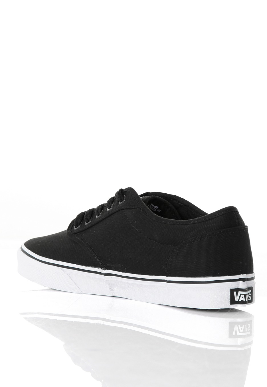 45722e2eaed4 vans era vs atwood Vans - Atwood Canvas Black White ...
