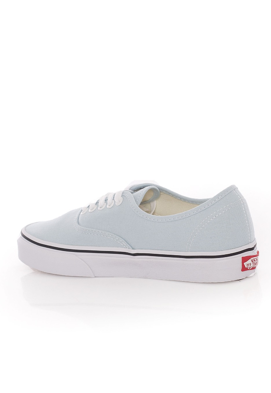 Vans Authentic Baby Blue True White Girl Schuhe Impericon Com De