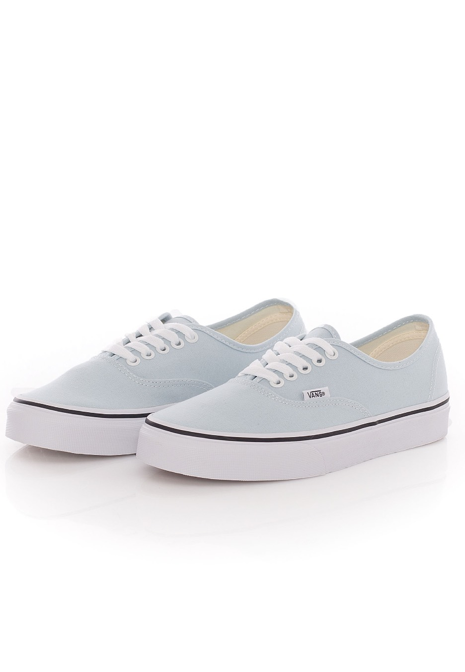 Vans - Authentic Baby Blue/True White