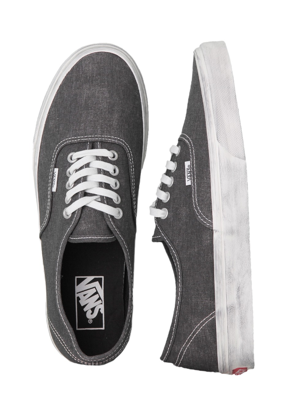 Vans - Authentic Overwashed - Girl Shoes - Vans shoes - Shoes ...