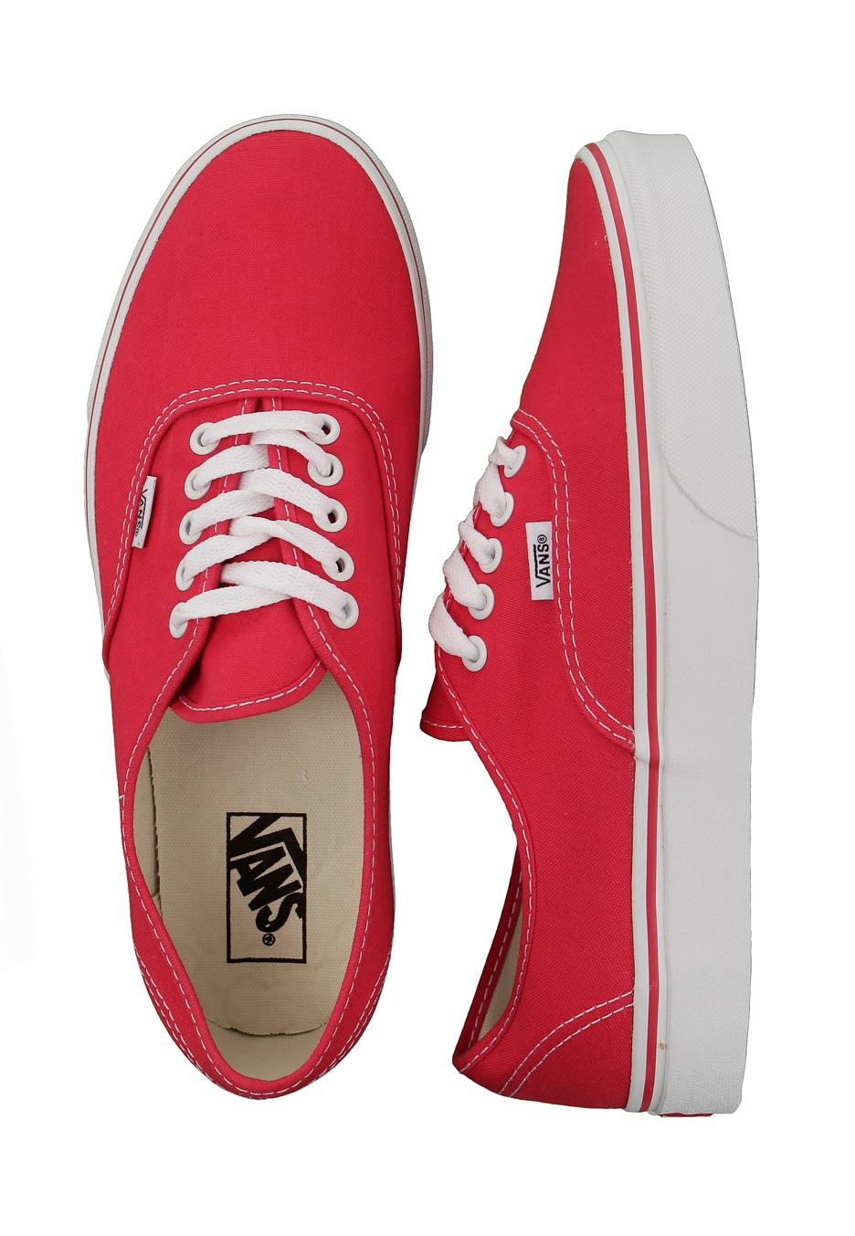 d2b8f3bac1 Vans - Authentic Red - Shoes - Impericon.com Worldwide
