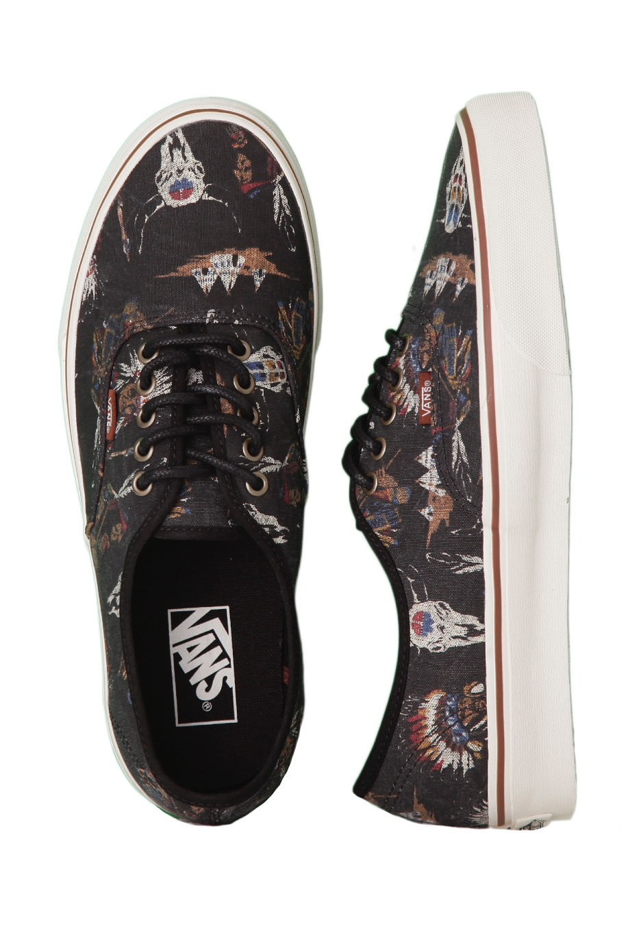 1bd16ee3617bb3 Vans - Authentic Tribal Leaders - Shoes - Impericon.com UK