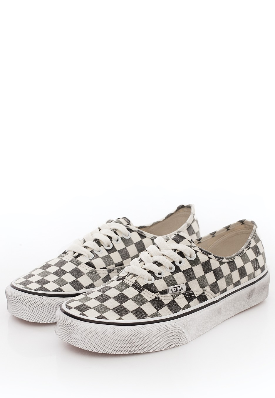 Vans - Authentic (Washed) Grape Leaf/Black - Zapatos - Impericon ...