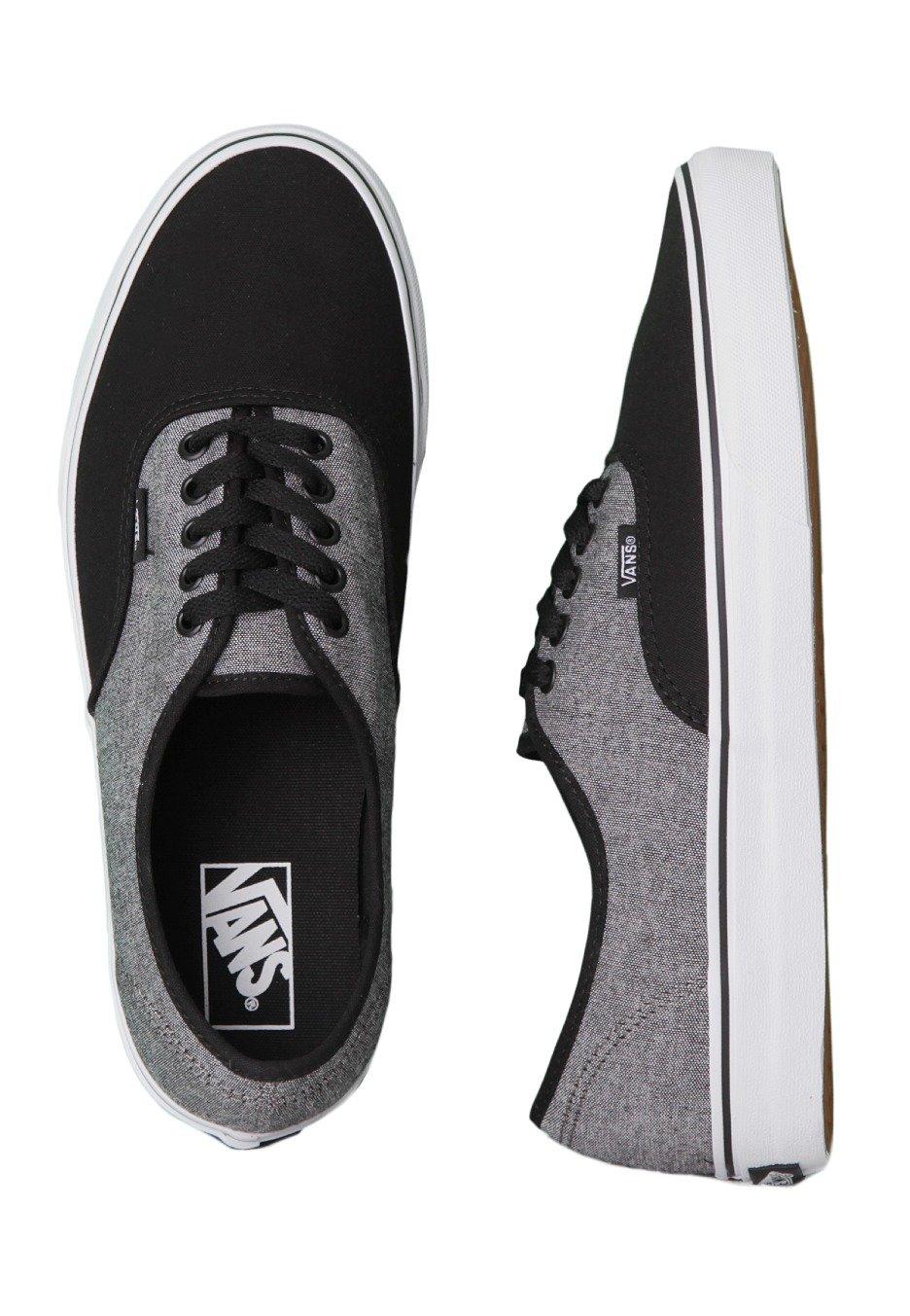 65bb9470d3 Vans - Authentic C C Black Pewter - Shoes - Impericon.com Worldwide