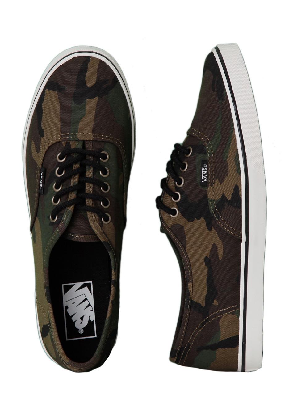 vans military