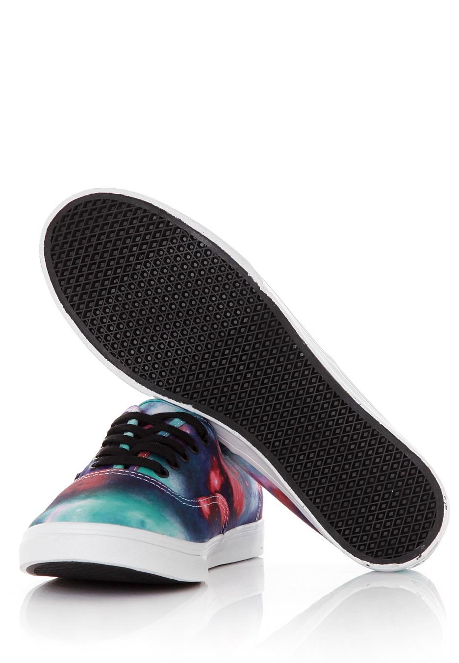 ... Vans - Authentic Lo Pro Galaxy Nebula True White - Girl Shoes ... ab2ed559f83