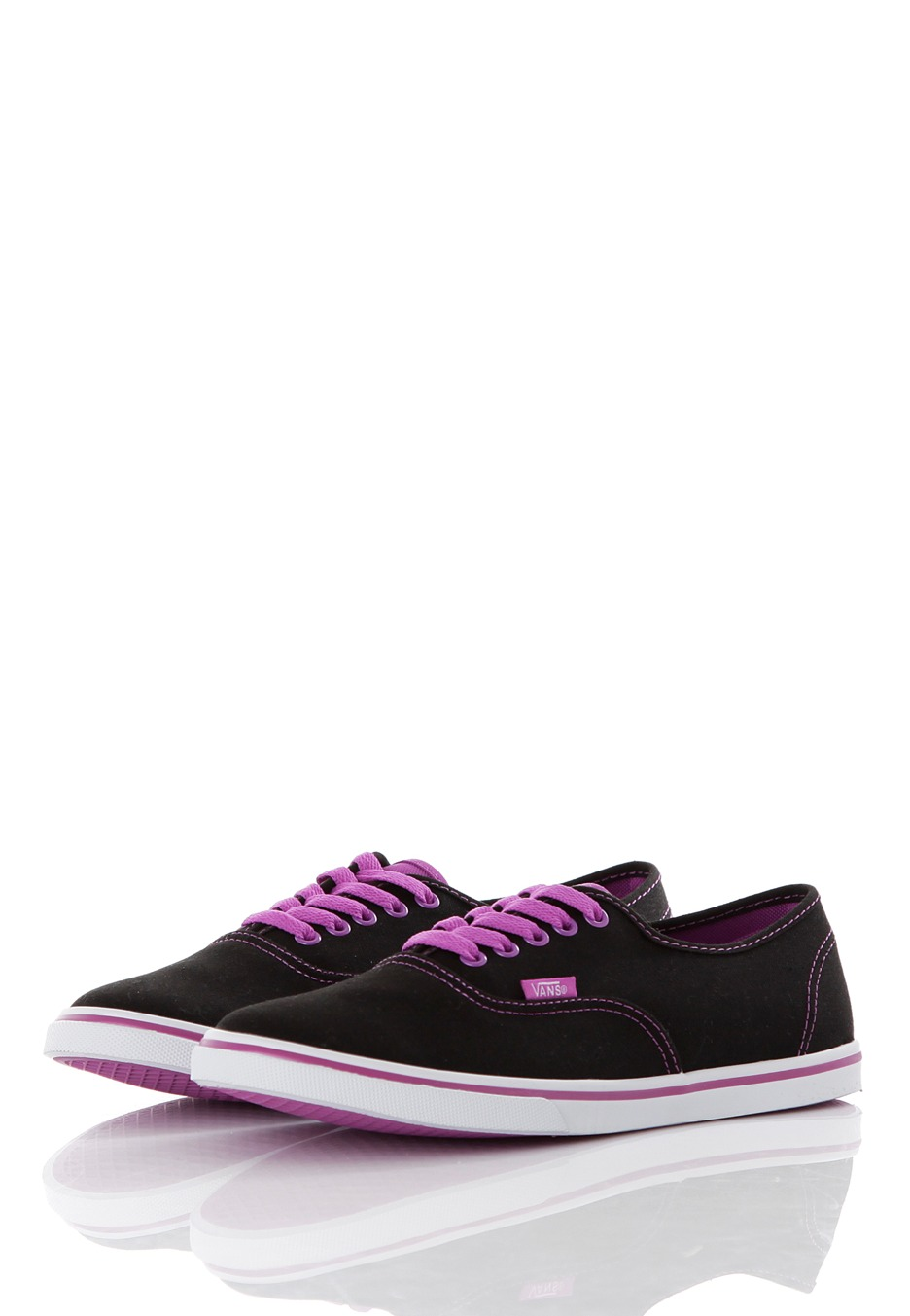 Vans Shoe Authentic Side