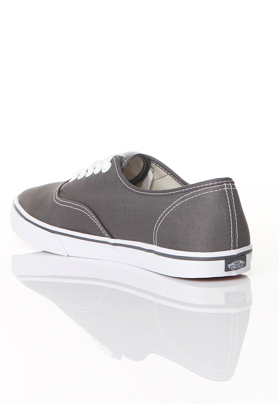 Vans - Authentic Lo Pro Pewter True White - Girl Shoes - Impericon ... beb3c3502b