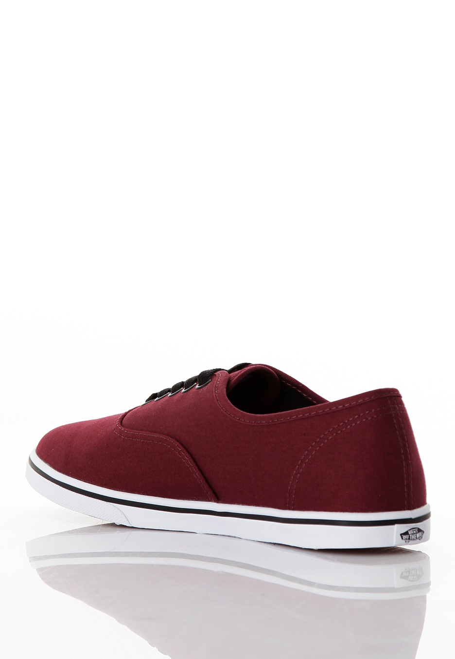 1bd366059b4f ... Vans - Authentic Lo Pro Tawny Port True White - Girl Shoes ...
