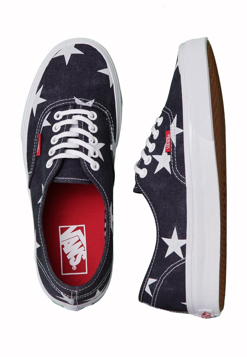 082798e310 Vans - Authentic Stars   Stripes True White - Girl Shoes - Impericon.com  Worldwide