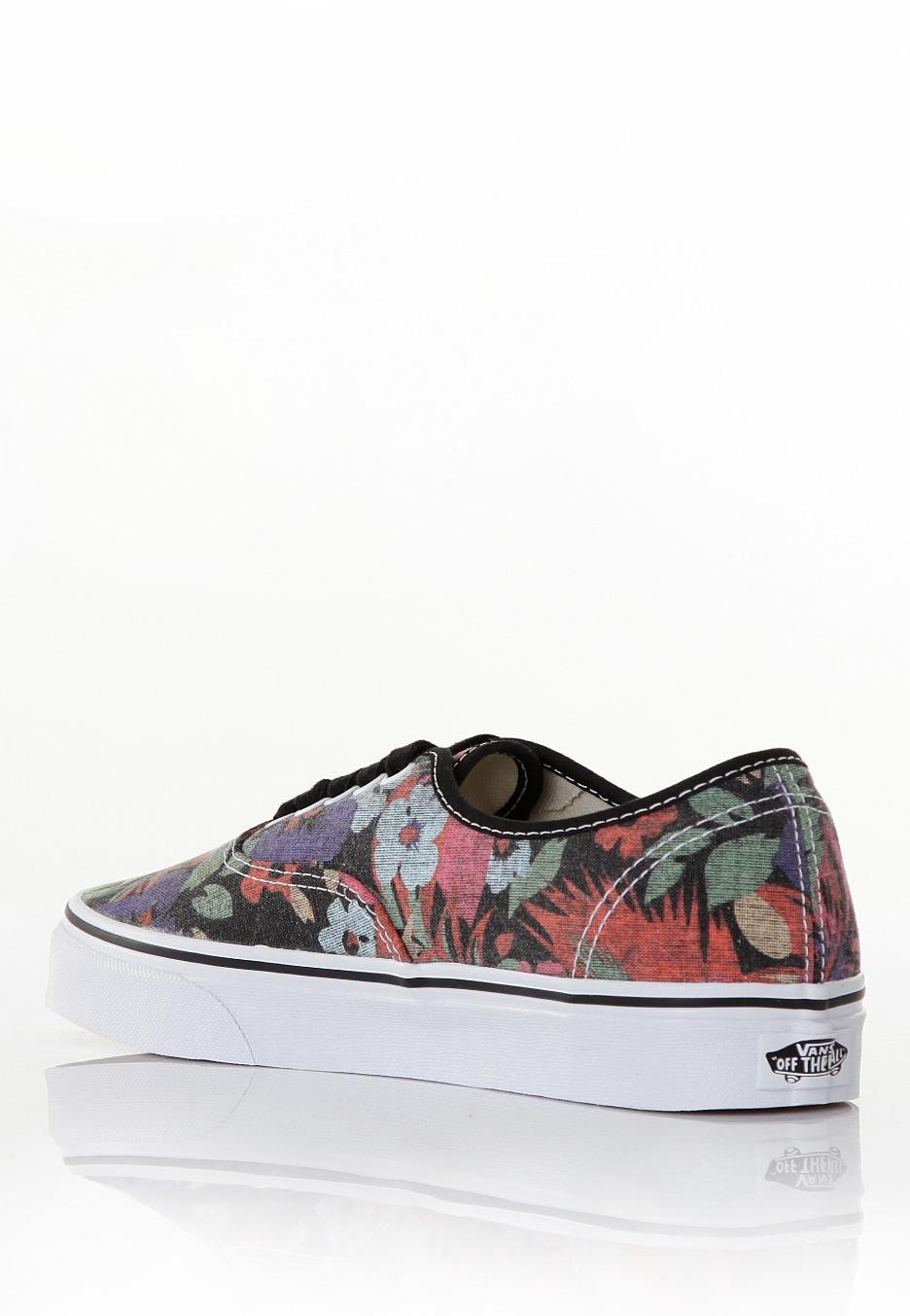 c2d86abd Vans - Authentic Van Doren Van Doren Multi/Hamptons - Girl Shoes