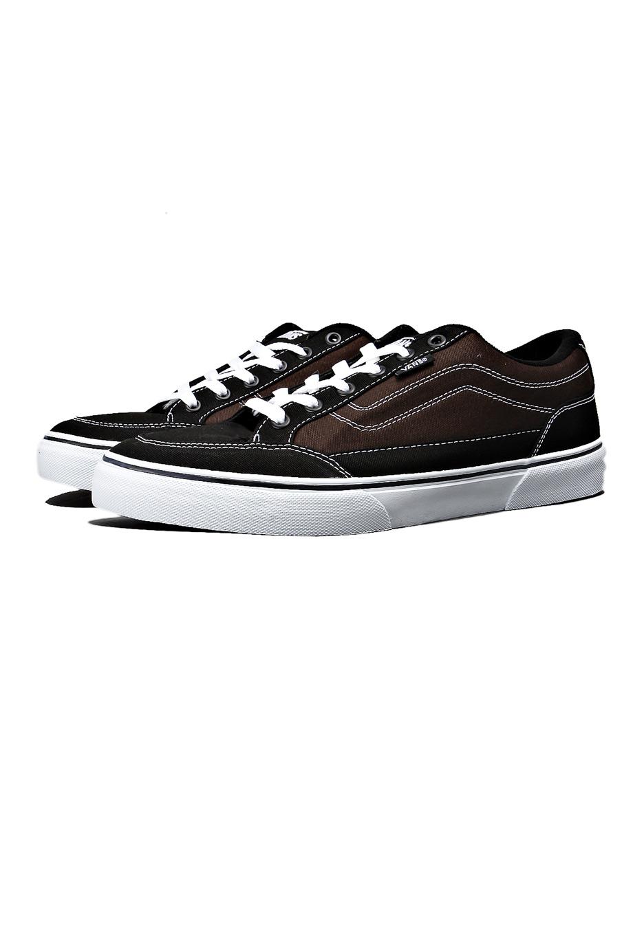 bb149e5e767 Vans - Bearcat Canvas Black Espresso - Chaussures - Impericon.com FR