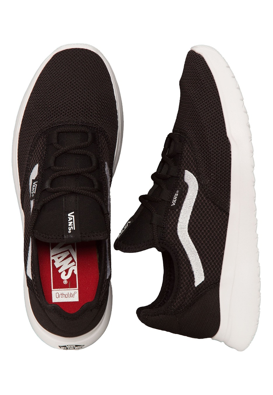 vans training shoes
