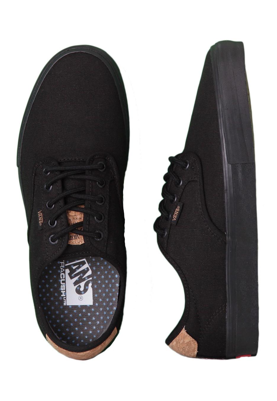 Vans - Chima Ferguson Pro Cork Black - Shoes - Impericon.com UK 7d3853da75df