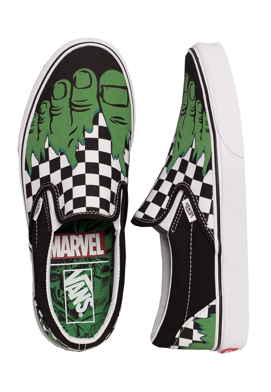 vans hulk shoes