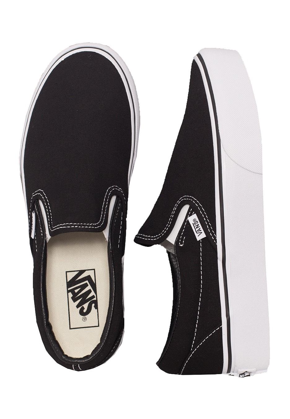 Platform Black - Girl Shoes - Impericon