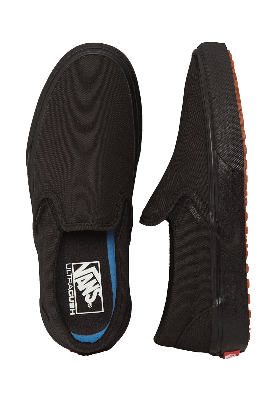 d7fb18fdb4abf1 Vans - Classic Slip-On UC Made For The Makers Black Black - Shoes -  Impericon.com UK