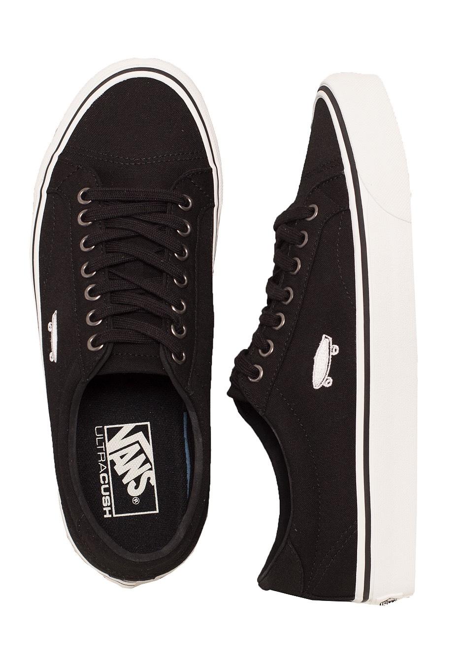 362d6383730a7d Vans - Court Icon Black Cloud Dancer - Shoes - Impericon.com Worldwide