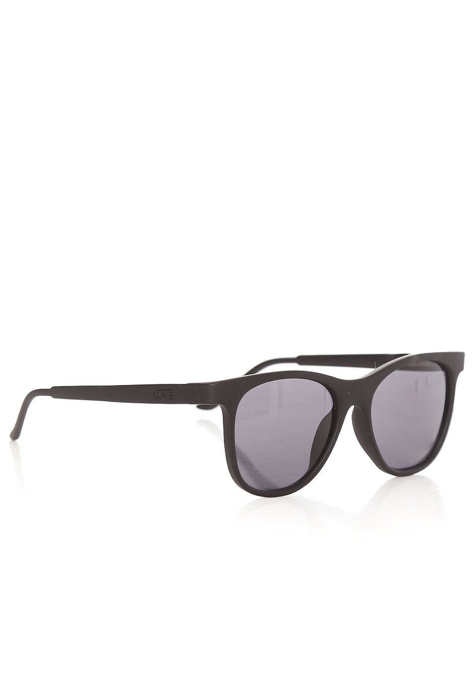 vans off the wall sunglasses black white