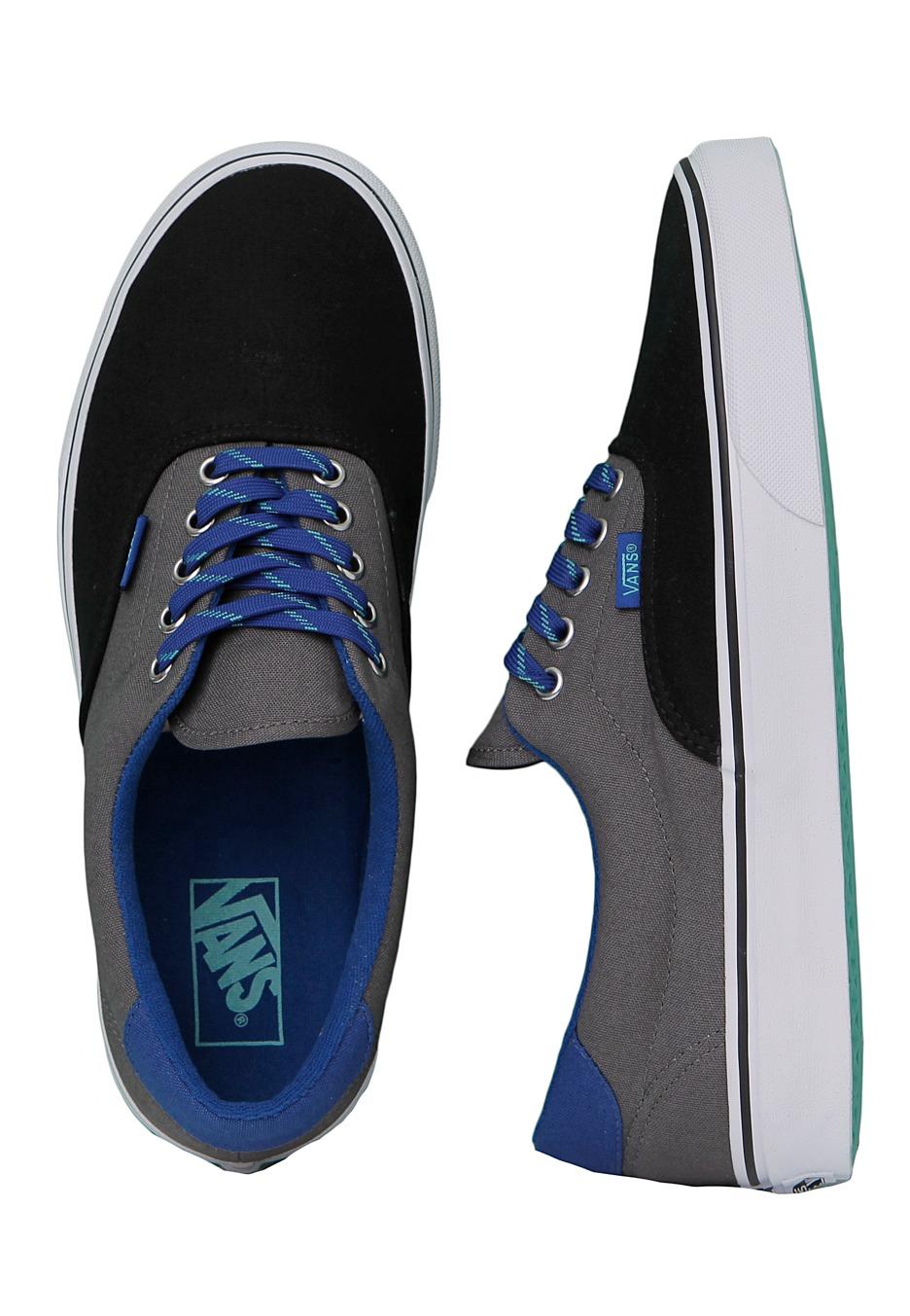 Vans - Era 59 3 Tone Black Pewter - Shoes - Impericon.com UK 49ed8050aa89