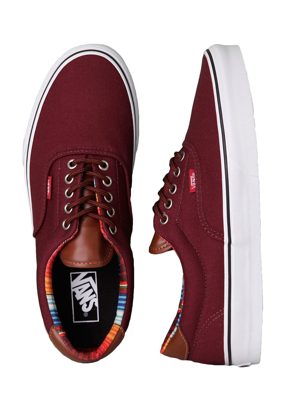 138e09774e0 Vans - Era 59 C L Port Royale Multi Stripe - Shoes - Impericon.com UK