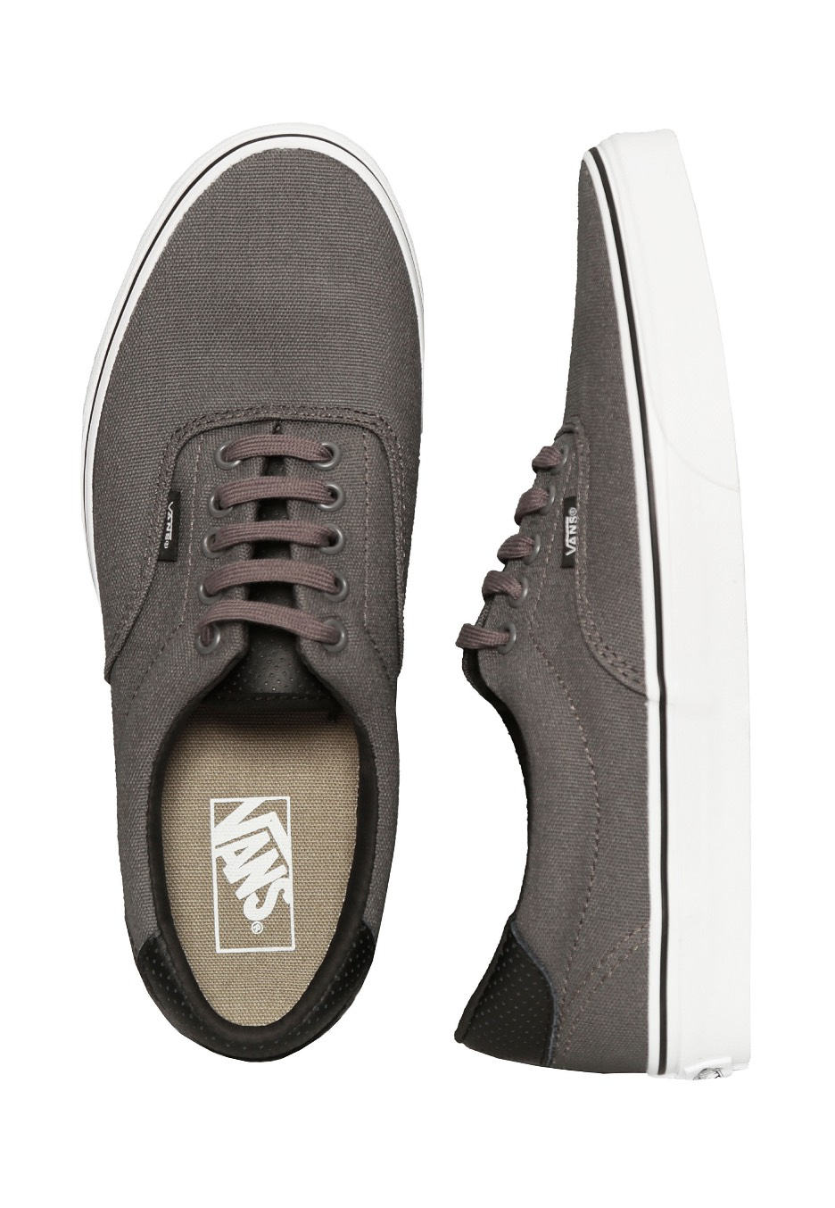 Vans - Era 59 C P Pewter Black - Shoes - Impericon.com UK 1e7c0923d309
