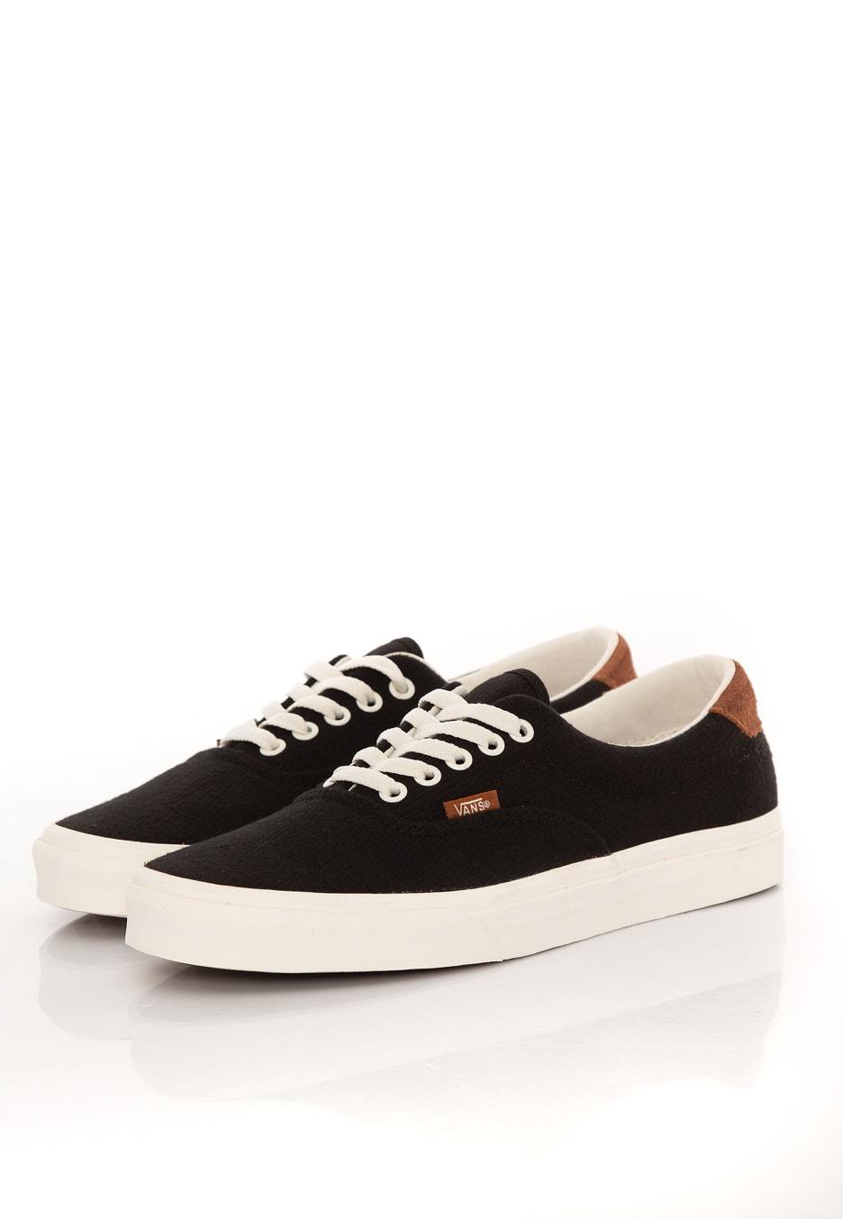 Vans - Era 59 Flannel Black - Scarpe