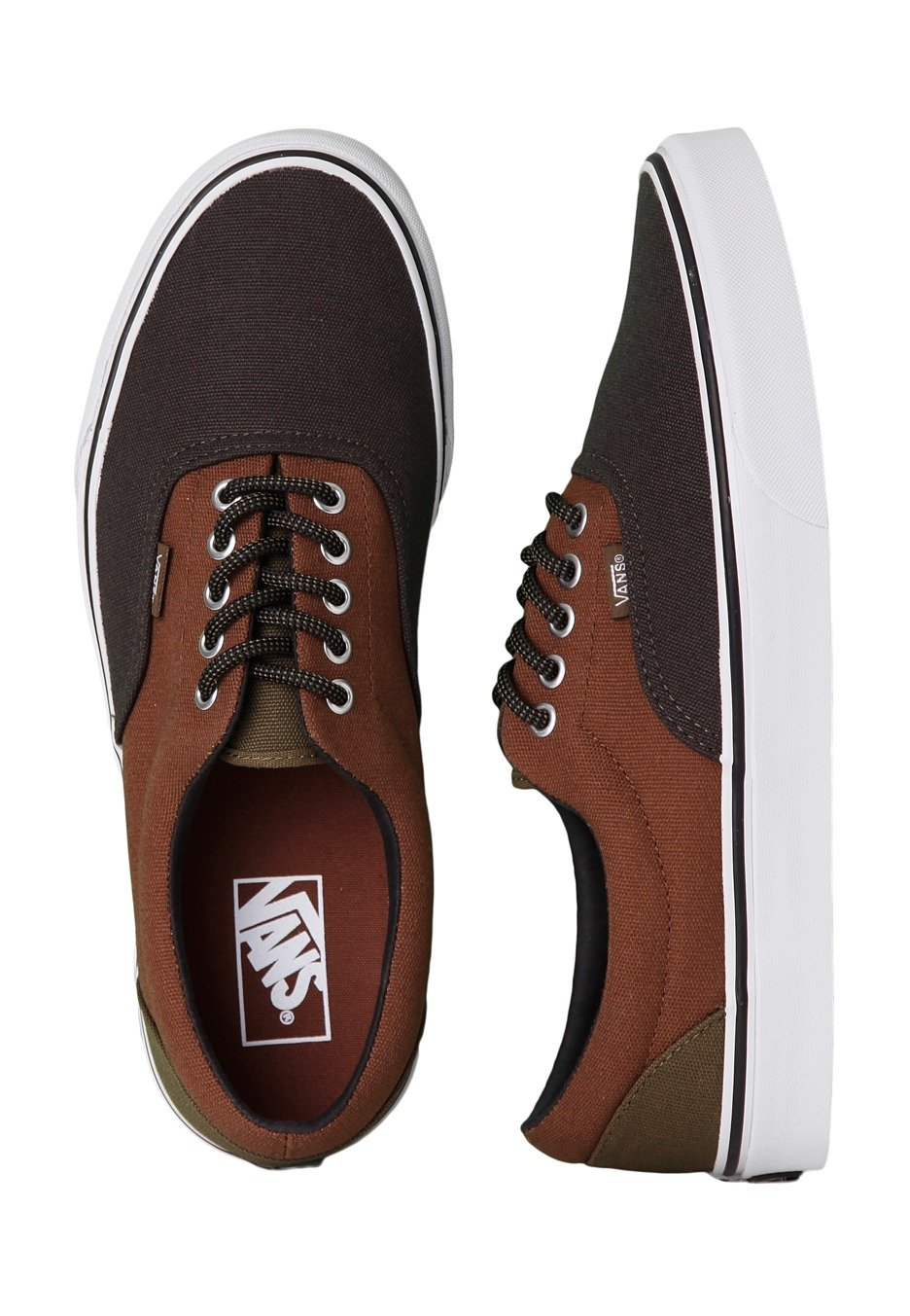 Vans - Era Black Olive Monk´s Robe - Shoes - Impericon.com UK 3e748b8a56