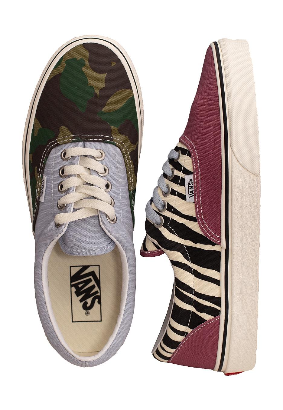 chaussure vans camouflage