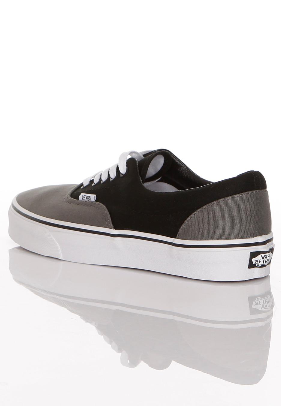 Vans - Era Pewter/Black - Shoes