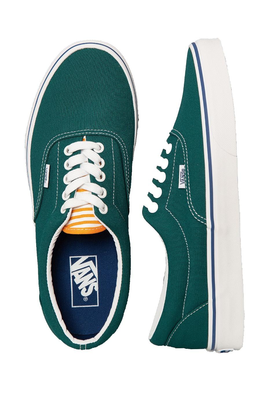 viel rabatt genießen neueste Kollektion großer Diskontverkauf Vans - Era Deck Club Quetzal Green - Shoes