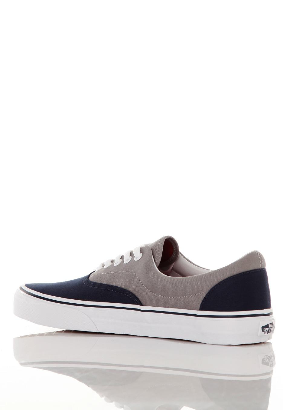 8faee77f1e Vans - Era Pop Frost Grey Dress Blues - Shoes - Impericon.com UK