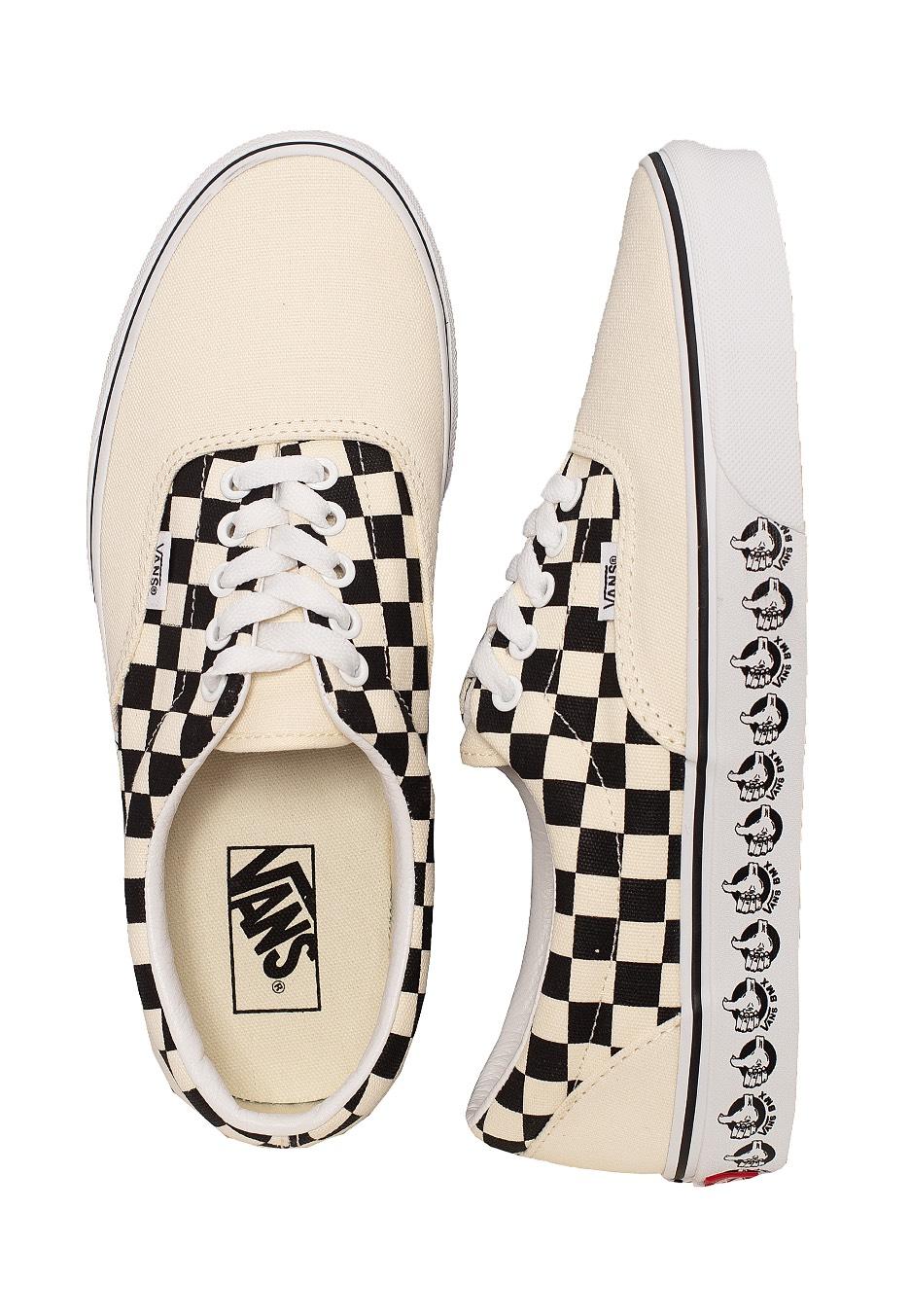 Vans Era Vans Bmx WhiteBlack Chaussures