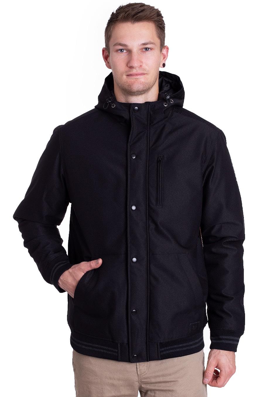 92207751d4 Vans - Fieldbrook MTE Black Black - Jacket - Impericon.com Worldwide