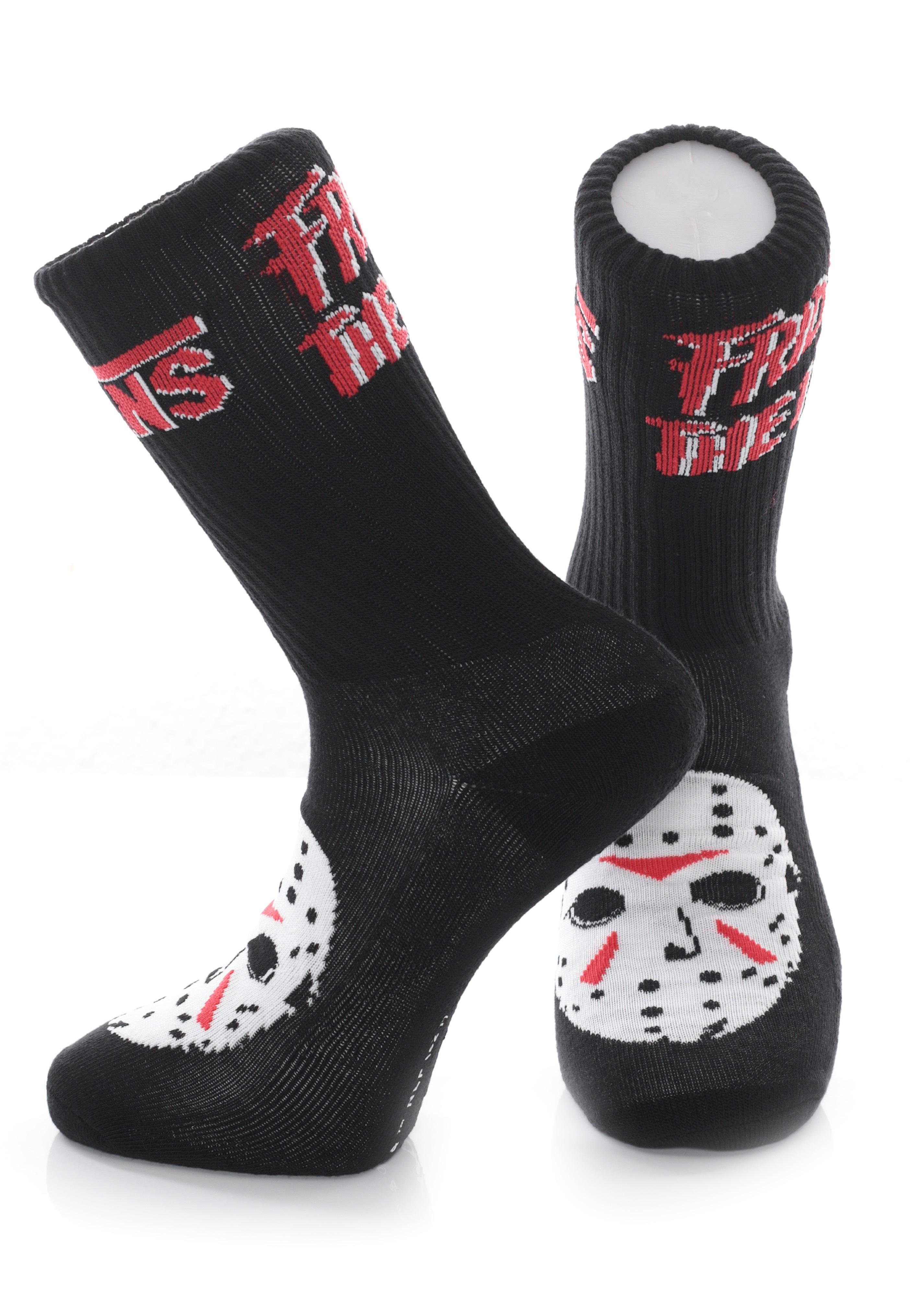 Vans x Horror Friday The 13Th Socks