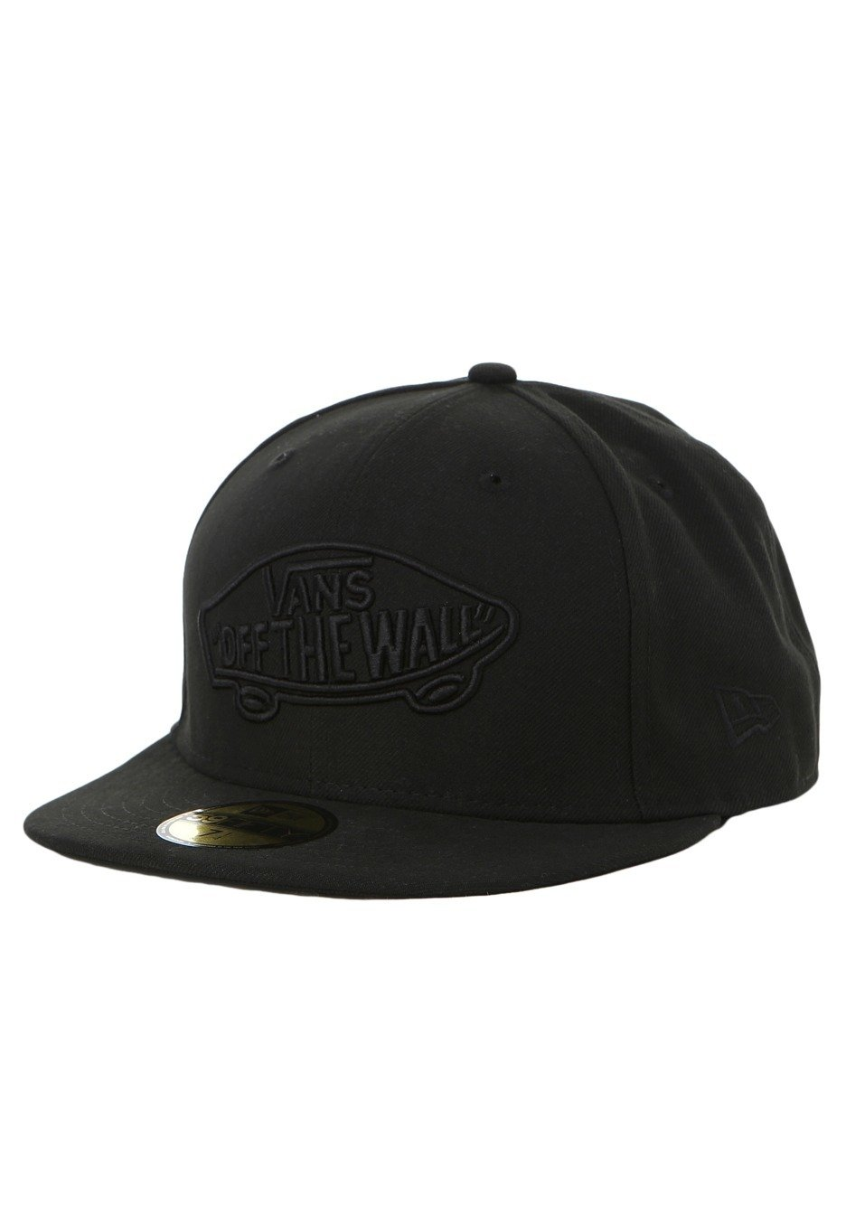 new era vans cap