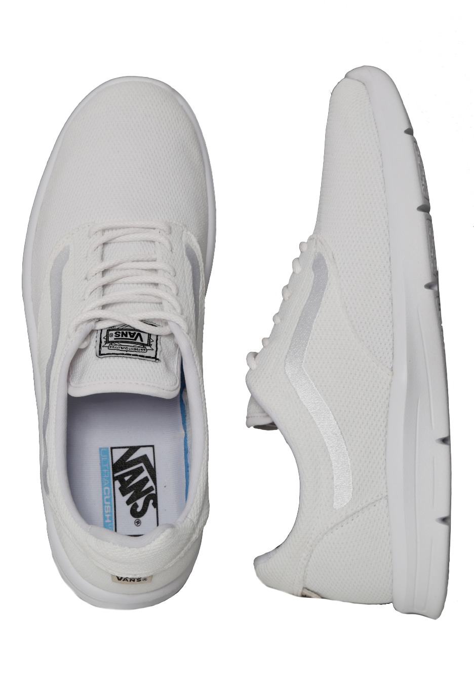 c24cb6466f8a03 Vans - Iso 1.5 + Mesh True White - Shoes - Impericon.com Worldwide