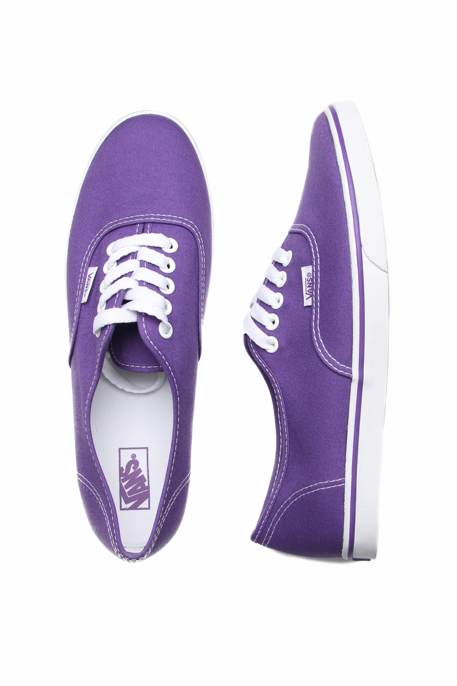 54ed2c6a9429 Vans - Authentic Lo Pro Purple - Girl Shoes - Impericon.com UK