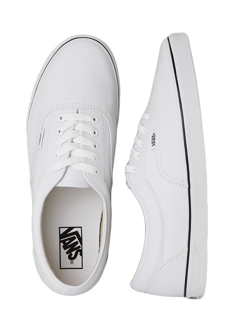 00ba4c432e Vans - LPE True White - Shoes - Impericon.com UK